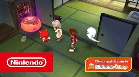 YO-KAI WATCH 2 Esprits farceurs et Fantômes bouffis – Démo disponible! (Nintendo 3DS)