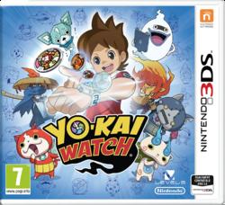 Yo-kai Watch EU cover