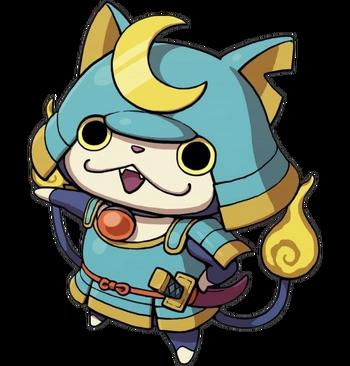 Shogunyan Yo Kai Watch Wiki Fandom Powered By Wikia