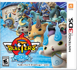 Yo-kai Watch Blasters (White Dog Squad) NA Cover