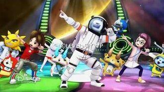 Yo-Kai Watch - Ending 3 Versión 2 (Tema de cierre) - Español Latinoamericano
