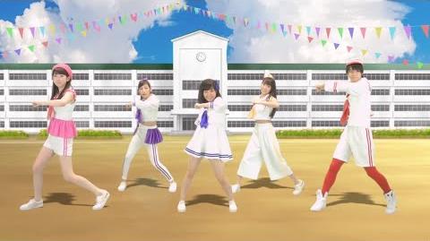 Dream5 ようかい体操第二 <ミュージックビデオ>
