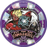 Lord Enma & Zazel Dream Medal
