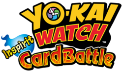 YW Inspirited Card Battle logo