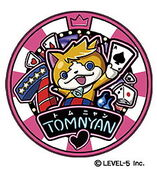 Tomnyan Dream Medal official artwork