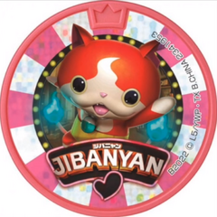 Jibanyan (3D version)