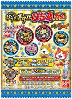 Yo-kai Medal USA Gum Vol. 1