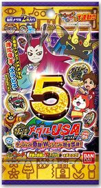 Yo-kai Medal USA Case 5