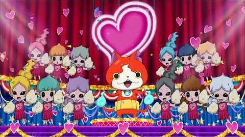Yokai watch u charming tribe song