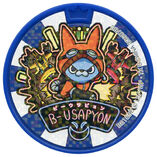 B-Usapyon (Captain Thunder and Pink Emperor var.)