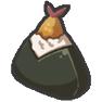 Shrimp Rice Ball
