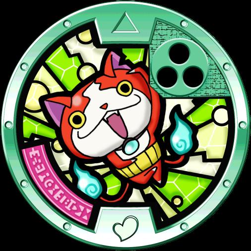 Fleshy-souls-jibanyan-medal