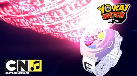 Intro Yo-Kai Watch Cartoon Network