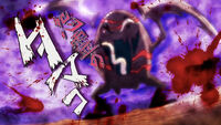 Yo-kai Academy Y Movie Blood