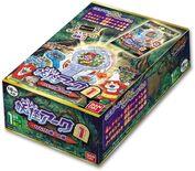 Yo-kai Ark 1st - Hiragame! First Door Box