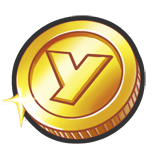 Yellow Coin (2)