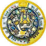 Koma Star (Gold)