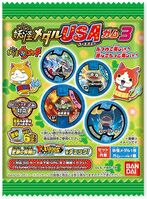 Yo-kai Medal USA Gum Vol. 3