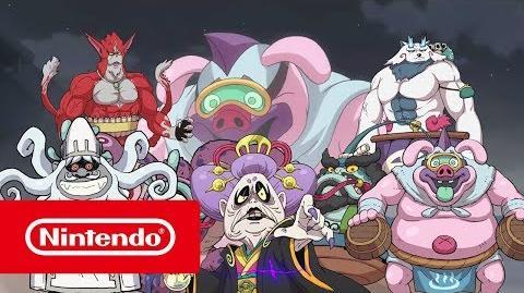 YO-KAI WATCH 2 Psychic Specters - Trailer (Nintendo 3DS)