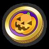 Halloween Coin