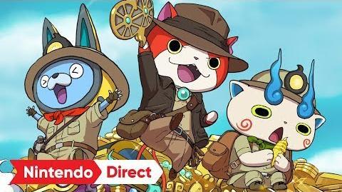 妖怪ウォッチバスターズ2 秘宝伝説バンバラヤー Nintendo Direct 2017.9