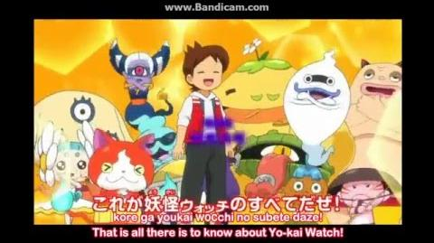 Yo-Kai Watch Movie Opening (Japanese Ver