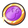 Purple Coin G