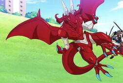Junior Shadowside Burning Dragon