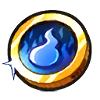 Ultra Blue Coin