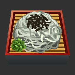 Zarusoba Noodles