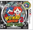 Yo-kai Watch 2 Bony Spirits cover