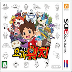 Yo-kai Watch (South Korea) cover