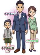 Joshua, Mr. Thomas, and Mrs. Thomas