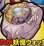 Yo-kai Watch Elder God