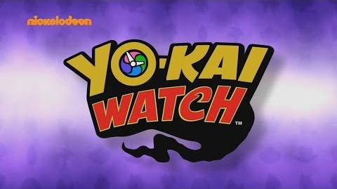 Yo-Kai Watch ~ Greek intro