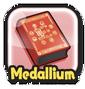 Medallium menu