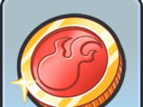 Pièce rouge G