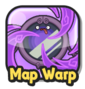 Map Warp Icon