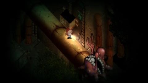 Yomawari Night Alone - Scary Things & Wanderers Trailer (PS Vita)