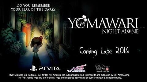 Yomawari Night Alone - Announcement Trailer