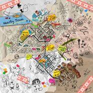 Yomawari Midnight Shadows Map 2