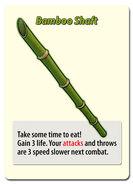 Bamboo Shaft