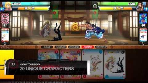 Yomi: Fighting Card Game