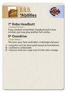 BBB Abilities