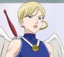 Angel with Half Halo