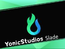 YonicStudios Slade Logo