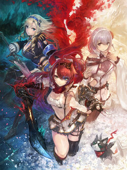 Yoru no Nai Kuni 2 Promotional Artwork 1