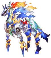 Blueblood Cavalry Carousel