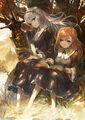 Yoru no Nai Kuni Artwork 7