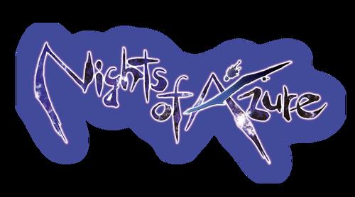 Nights of Azure Logo